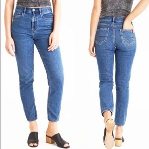 American Eagle | High Rise Mom Jeans